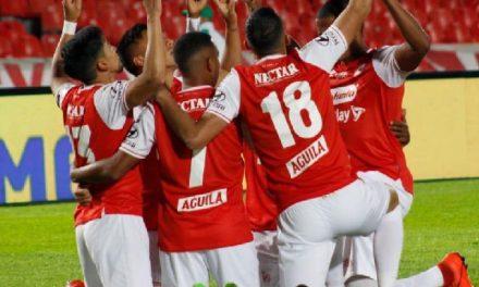 Independiente Santa fe   volvió rugir en su casa