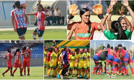Dimayor anunció el sistema de juego para la Liga Femenina 2020 en Colombia.