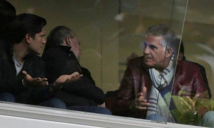 Queiroz vuelve a ver a Uribe y Díaz previo a Eliminatorias