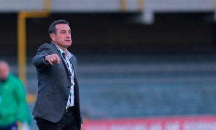 Hay acuerdo en el Atlético Bucaramanga con Guillermo Sanguinetti.