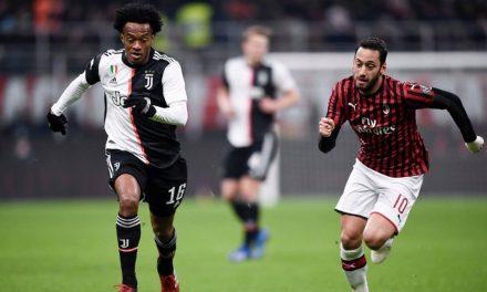 Golazo de Cuadrado, Juventus venció a Brescia y es líder