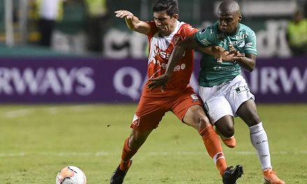 Deportivo Cali, por la Copa Sudamericana 2020