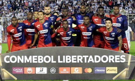 DIM en el grupo H de la Copa Libertadores 2020