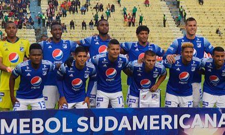 Millonarios logró su clasificación a la siguiente ronda de la Copa Sudamericana