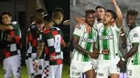 Atlético Nacional vence a Boyaca Chico en Tunja
