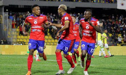 Deportivo Pasto cayó 1-0 con Huachipato y define la serie en casa
