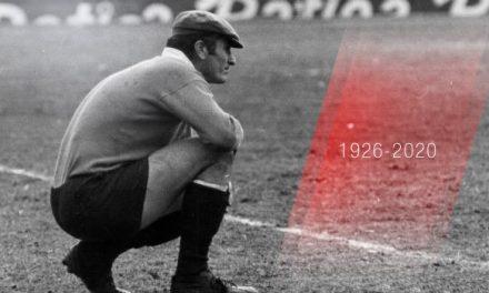 Murió Amadeo Carrizo leyenda del arco de Millonarios y River Plate.