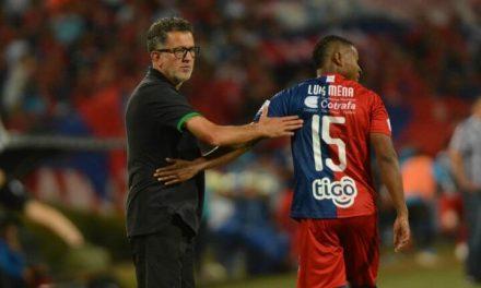 Osorio dt de nacional  emprendió viaje rumbo a Inglaterra