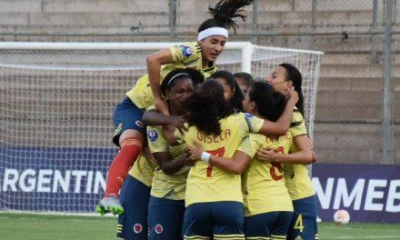 Colombia clasifica en el Sub 20
