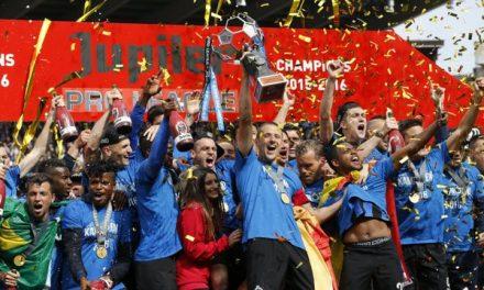 La Junta Directiva de la Pro League de Bélgica anunció que el certamen se dará por terminado