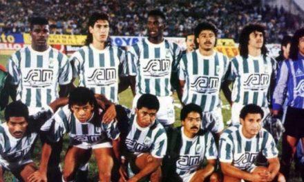 31 años del título de Atlético Nacional en la Copa Libertadores 1989.