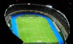 Ladrones ingresaron al estadio  Hernán Ramírez Villegas
