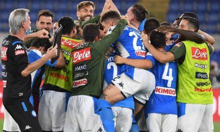 Napoli Campeón de la Copa italiana