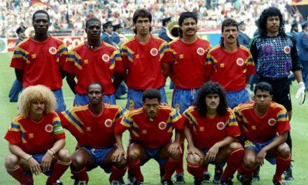 Un día como hoy… 30 años de la primera victoria de Colombia en una Copa del Mundo