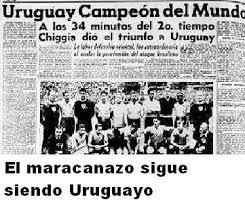 UN DÍA COMO HOY…El Maracanazo