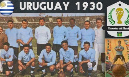 UN DÍA COMO HOY…90 años de la final del primer Mundial de la historia del fútbol.