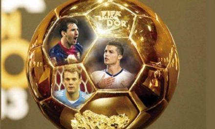 No habrá Balón de Oro por primera vez en la historia