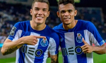 Luis Díaz y Mateus Uribe se coronaron campeones de la Liga Portugal con el Porto