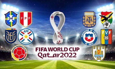 Horarios de las dos primeras fechas de Eliminatorias sudamericanas al Mundial 2022