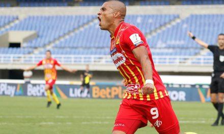victoria de  Santa Fe  en Pereira 1 – 2