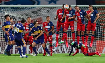DIM pasó sin pena ni gloria en la Copa Libertadores