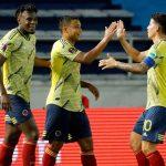 La primera fecha de las Eliminatorias Sudamericanas