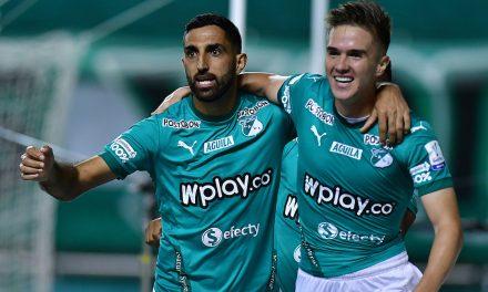El Deportivo Cali venció a Santa Fe con el VAR de protagonista