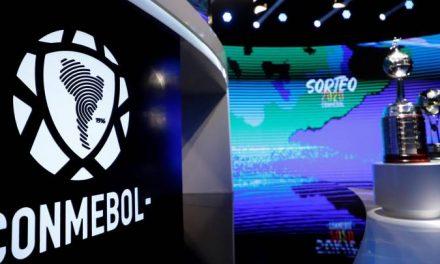 Colombia inicio el  camino de la  Sudamericana